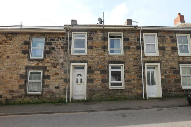 Thumbnail Terraced house for sale in North Roskear Road, Tuckingmill, Camborne