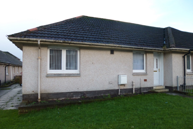Thumbnail Town house to rent in Highcraig Avenue, Johnstone PA5,