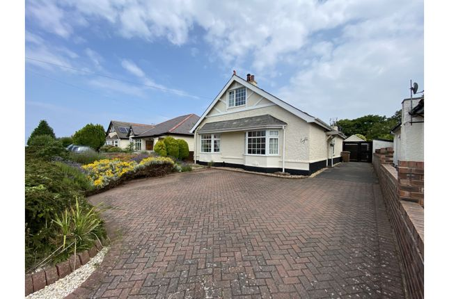 Thumbnail Detached bungalow for sale in Deneshey Road, Hoylake, Wirral