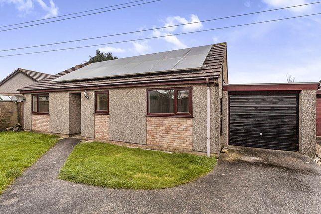Thumbnail Bungalow for sale in Huntersfield, Tolvaddon, Camborne