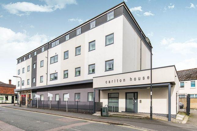 Thumbnail Flat to rent in Carlton House Carlton Place, Southampton