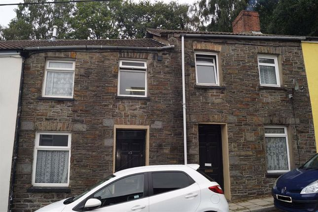 Thumbnail Terraced house for sale in Strand Street, Mountain Ash