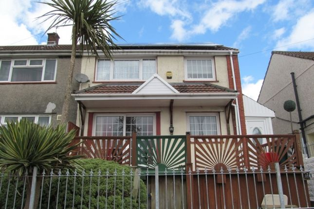 Thumbnail Semi-detached house for sale in Gilfach Goch, Gilfach Goch CF39, Gilfach Goch,
