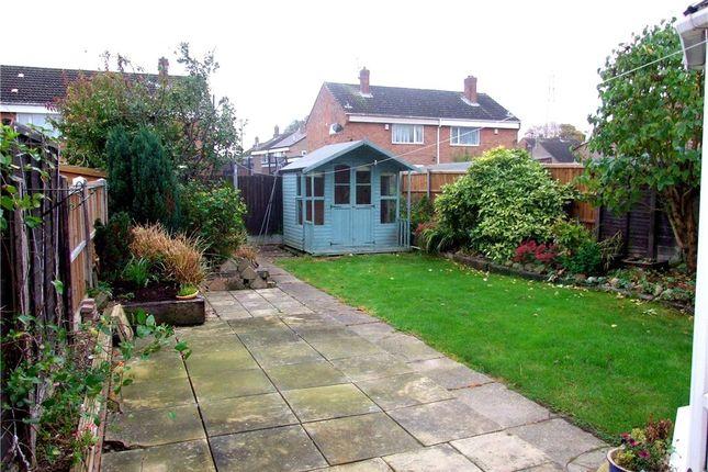 Garden of Arran Close, Sinfin, Derby DE24