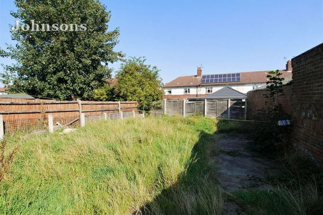 Gardens of Douglas Road, Balby, Doncaster. DN4
