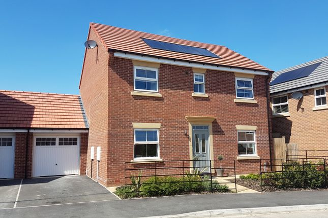 Thumbnail Detached house for sale in Croft Avenue, Killinghall, Harrogate