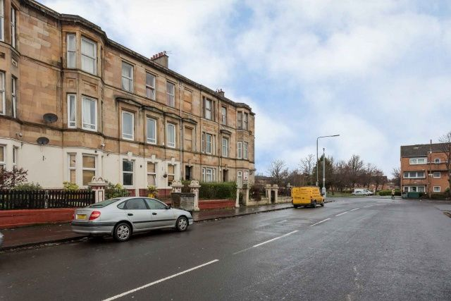 Thumbnail Flat for sale in 76 Copland Road, Ibrox, Glasgow