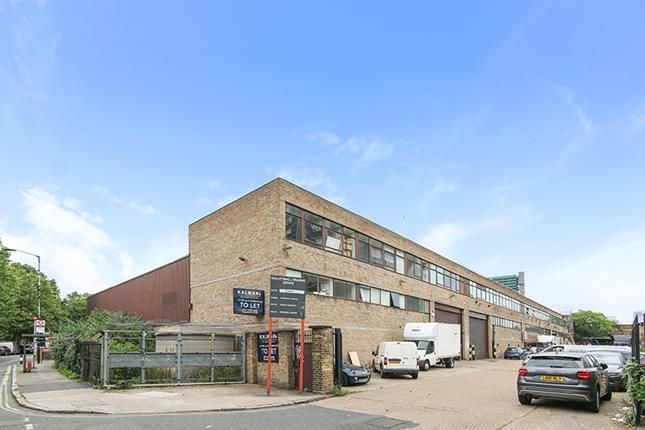 Thumbnail Light industrial to let in Unit B1, Galleywall Road, London