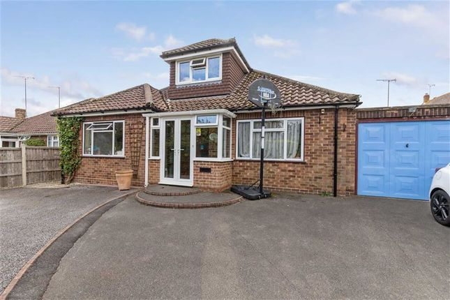 Thumbnail Detached bungalow for sale in Greenbank, Kennington, Ashford