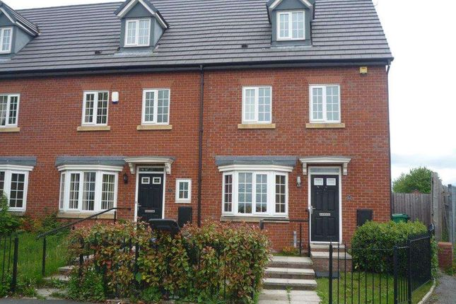 Thumbnail Town house to rent in Cornwall Street, Openshaw, Manchester