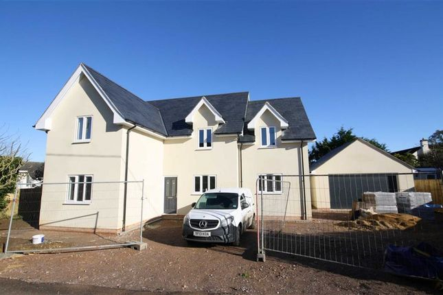 Thumbnail Detached house for sale in Plough Lane, Kington Langley, Wiltshire
