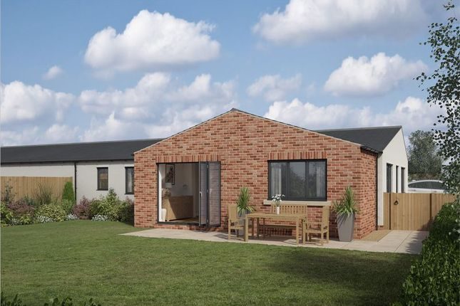 Thumbnail Semi-detached bungalow for sale in Lowfields Centre, Brant Road, Lincoln