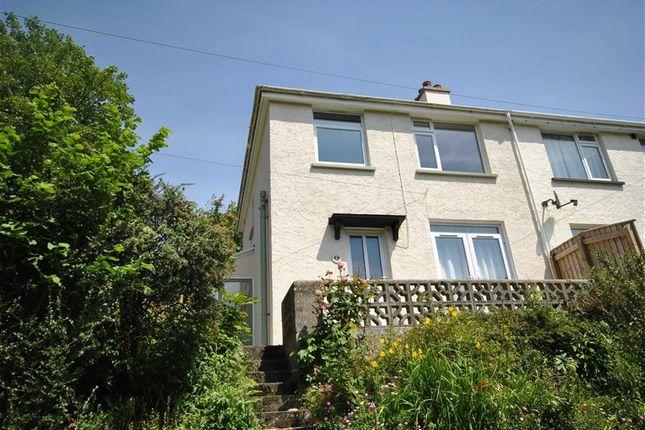 Thumbnail Semi-detached house for sale in Sunnybank, Muddiford, Barnstaple