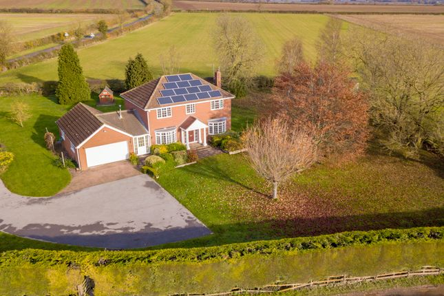 Detached house for sale in Clover Close House, Thorpe Street, Headon, Retford, Nottinghamshire