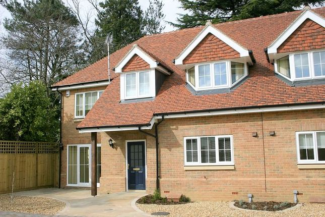 Thumbnail Semi-detached house to rent in Baring Road, Beaconsfield