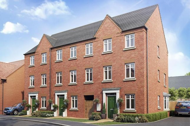 "Thumbnail End terrace house for sale in ""Cannington"" at Warkton Lane, Barton Seagrave, Kettering"