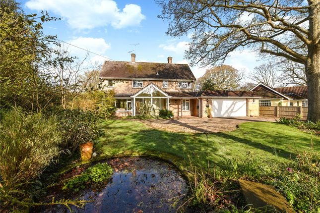 Thumbnail Detached house for sale in Fordwater Road, Chichester, West Sussex