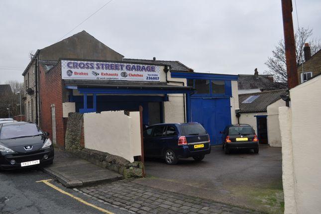 Thumbnail Parking/garage for sale in Cross Street, Accrington