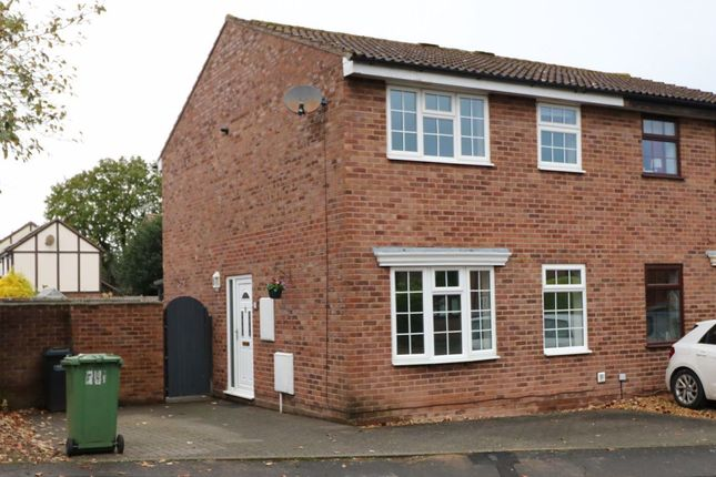 3 bed semi-detached house to rent in Cotswold Drive, Hereford HR4