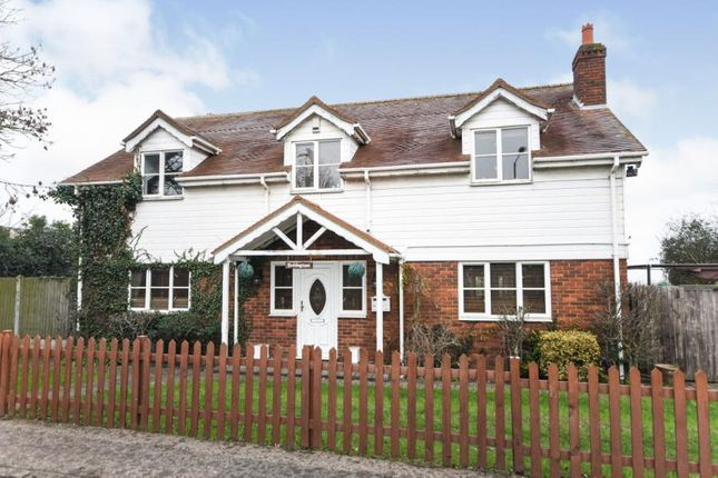 Detached house for sale in Bowers Gifford, Basildon, Essex
