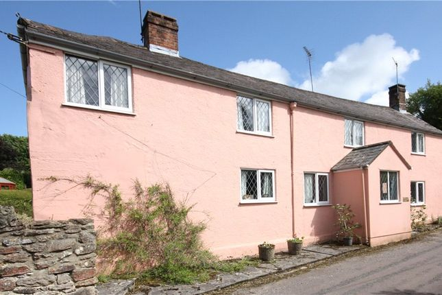Thumbnail Detached house for sale in Lyons Gate, Dorchester, Dorset