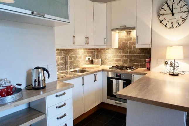 Kitchen of Stewart Terrace, Gorgie, Edinburgh EH11