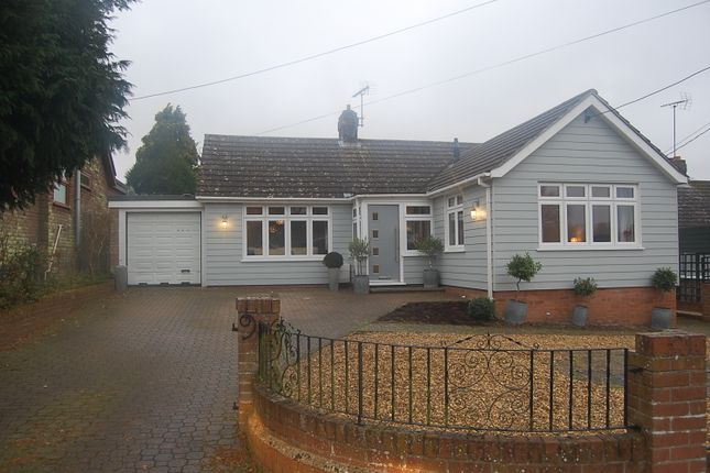 3 bed bungalow for sale in Green Lane, Martlesham