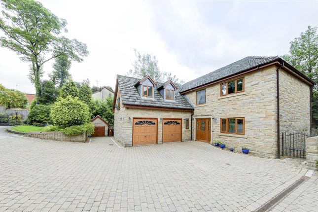 Detached house for sale in The Crescent, Haslingden, Rossendale