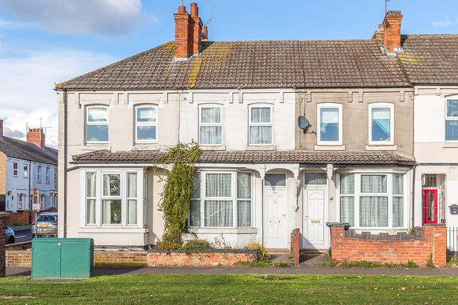 Thumbnail Terraced house for sale in Kimbolton Road, Higham Ferrers, Rushden