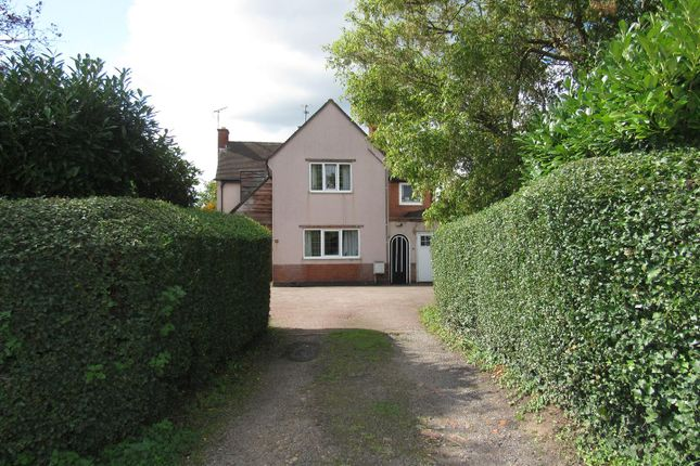 Thumbnail Detached house for sale in Lutterworth Road, Blaby, Leicester