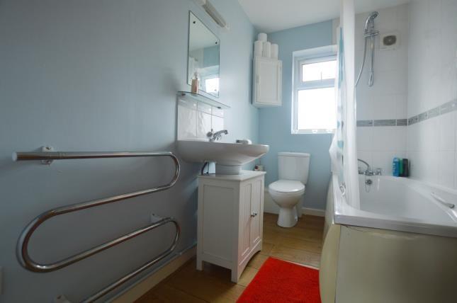Bathroom of St. Edmunds Road, Northampton, Northamptonshire NN1