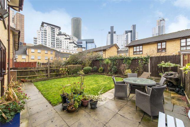 Garden of Roffey Street, London E14