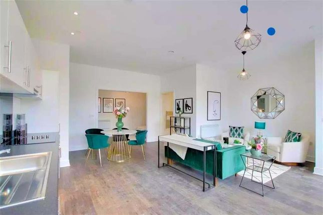 Thumbnail Flat for sale in Green Street, High Wycombe