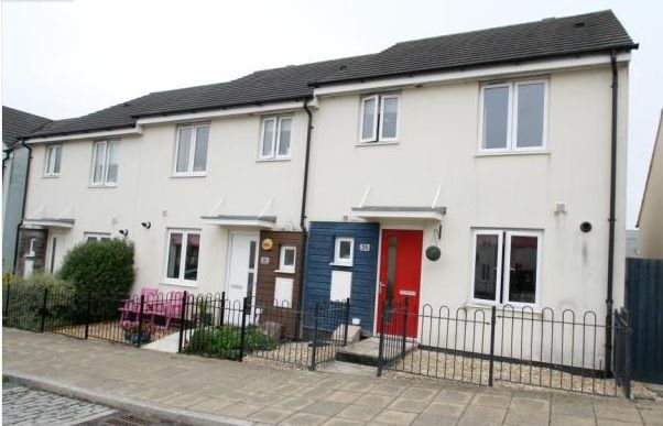 Thumbnail Semi-detached house to rent in Whitehaven Way, Southway, Plymouth
