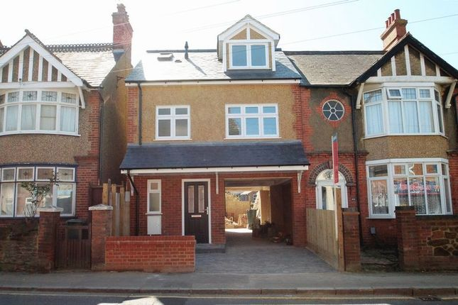 Thumbnail Detached house for sale in Hockliffe Street, Leighton Buzzard, Bedfordshire
