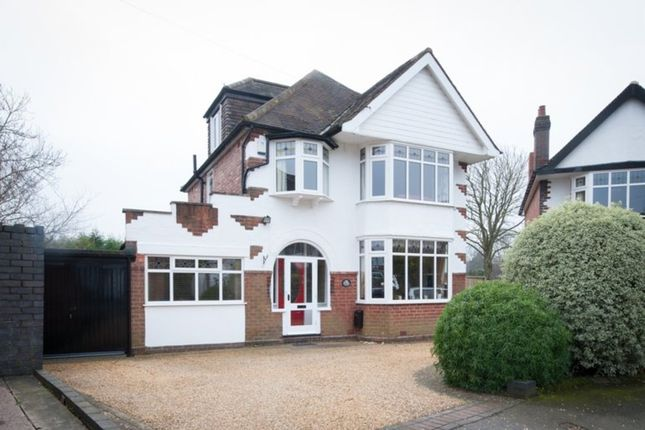 Thumbnail Detached house for sale in Nadin Road, Sutton Coldfield
