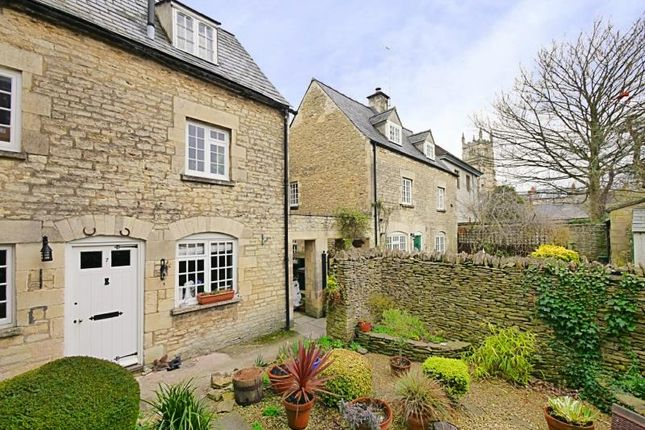 Thumbnail Cottage to rent in Elizabeth Place, Gloucester Street, Cirencester