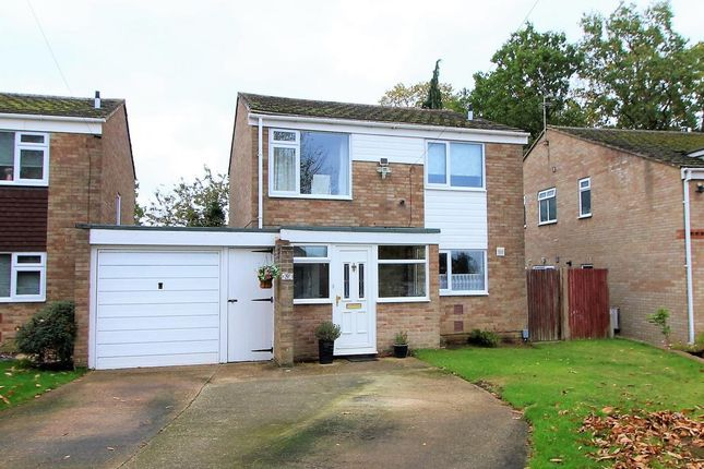 Thumbnail Detached house for sale in Warren Rise, Frimley