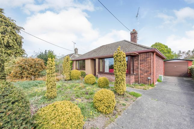 1 bed detached bungalow for sale in Field Road, Mildenhall, Bury St. Edmunds IP28