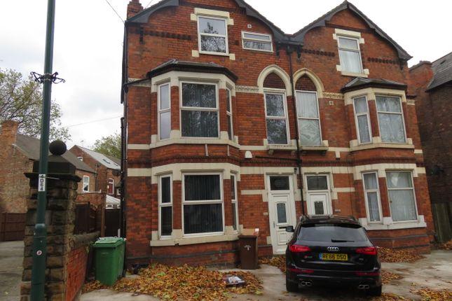 Thumbnail Semi-detached house to rent in Derby Road, Lenton, Nottingham