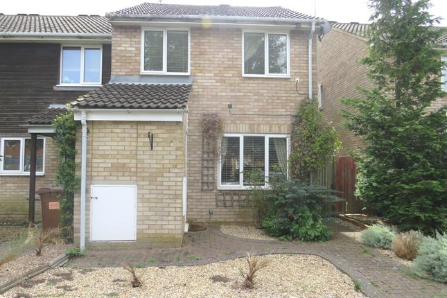Thumbnail Terraced house to rent in Lords Wood, Welwyn Garden City