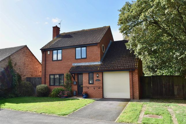 Thumbnail Detached house for sale in Mountway Road, Bishops Hull, Taunton