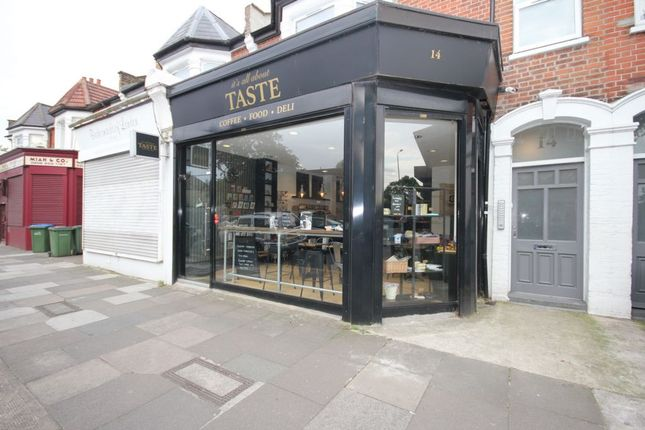 Thumbnail Retail premises for sale in Its All About Taste, Well Hall Parade, Eltham