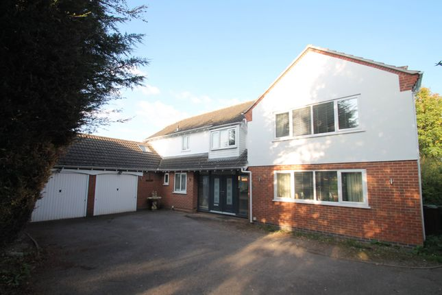 Thumbnail Detached house for sale in Buckbury Croft, Monkspath, Solihull