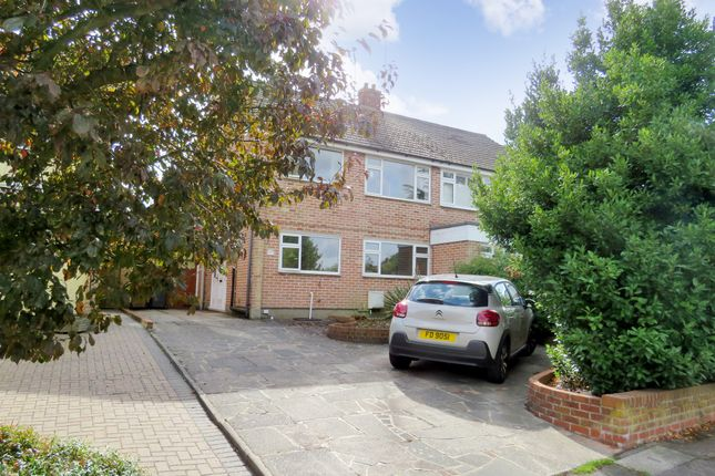 Thumbnail Semi-detached house for sale in Bells Chase, Great Baddow, Chelmsford