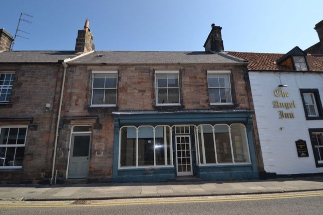 Thumbnail Terraced house for sale in High Street, Wooler
