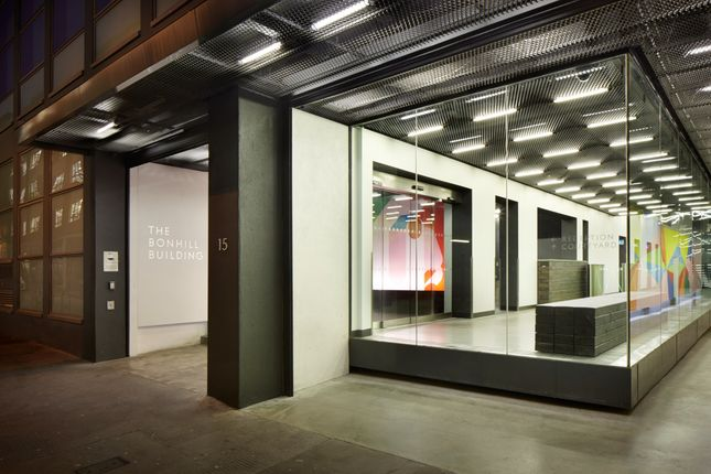 Thumbnail Office to let in 15 Bonhill Street, London