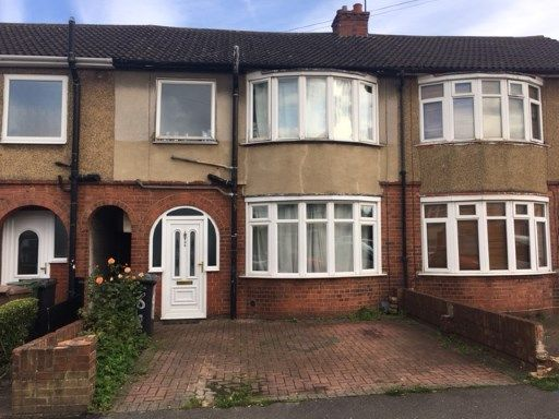 Thumbnail Terraced house for sale in Blundell Road, Luton, Bedfordshire