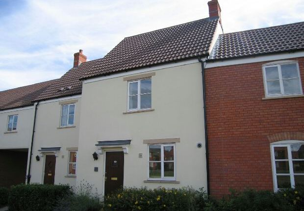 Thumbnail Terraced house to rent in Skippe Close, Ledbury
