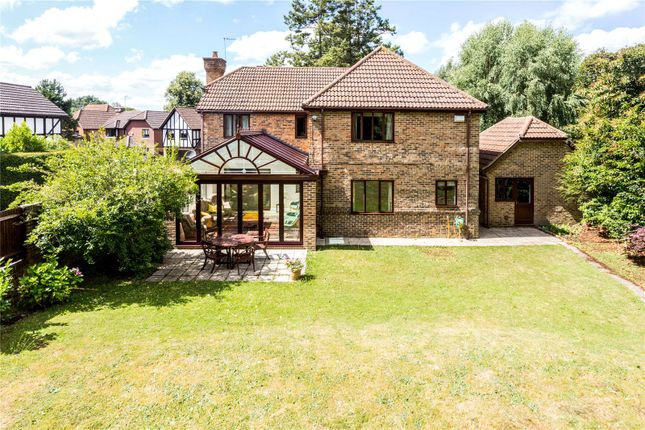 Thumbnail Detached house for sale in Havering Close, Tunbridge Wells, Kent